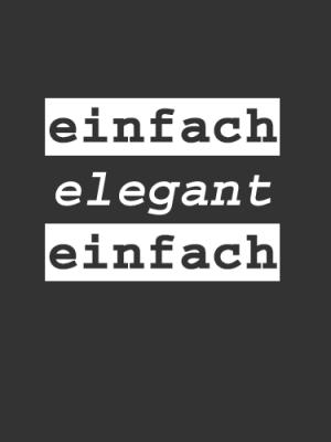 einfach_elegant
