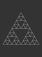 Sierpinski-Fraktal